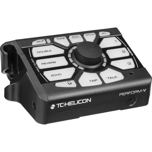 TC-Helicon Perform-V Vocal Processor