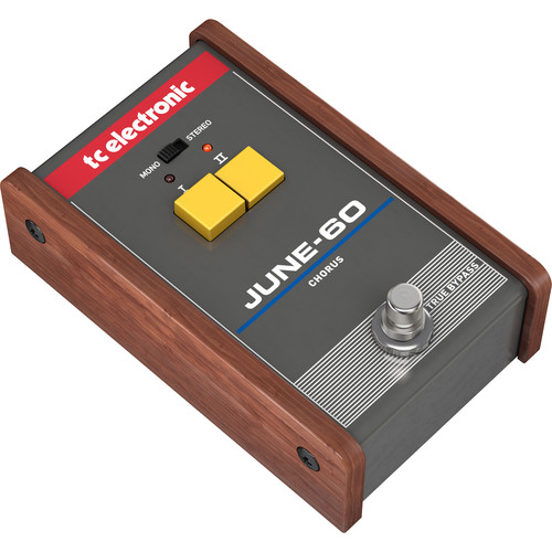 TC Electronic JUNE-60 Analog Chorus Pedal