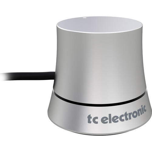 TC Electronic Level Pilot C Desktop Speaker Volume Controller with 3.5mm Connectivity