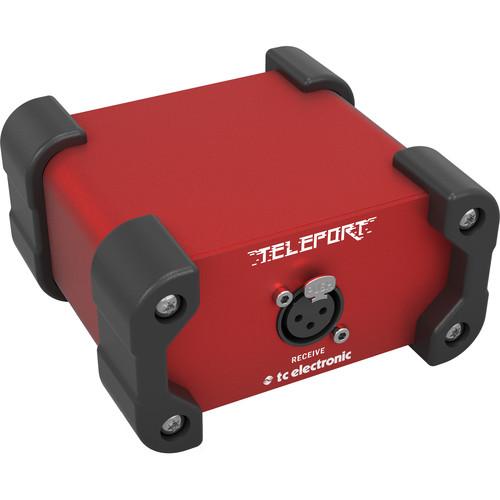 TC Electronic Teleport GLR Active Guitar Signal Receiver