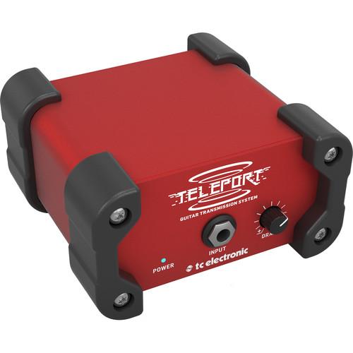 TC Electronic Teleport GLT Active Guitar Signal Transmitter