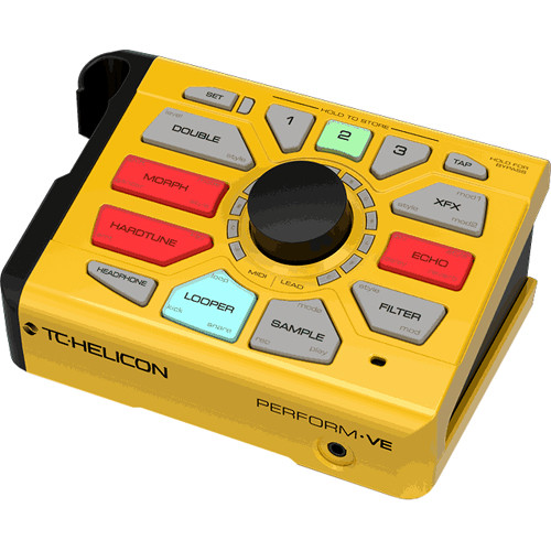 TC-Helicon PERFORM-VE Vocal Manipulator and Processor