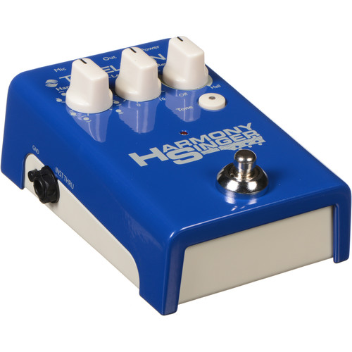 TC-Helicon Harmony Singer 2 Vocal Processor and Harmony Generator Floor Pedal