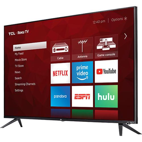"TCL 6-Series R617 75"" Class HDR 4K UHD Smart LED TV"