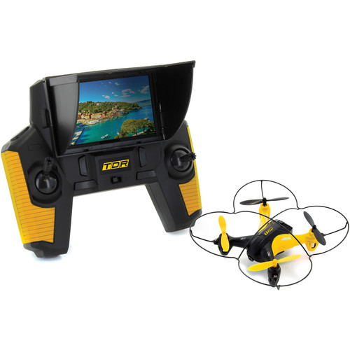 TDR Robin Quadcopter with FPV Camera
