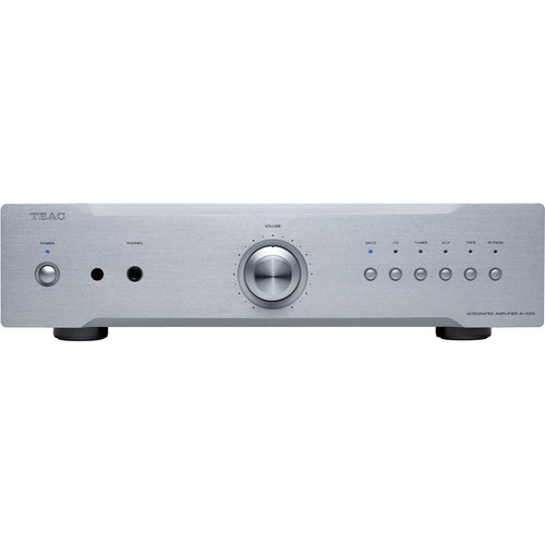 Teac AI-1000-S Distinction Series Stereo Integrated Amplifier (Silver)