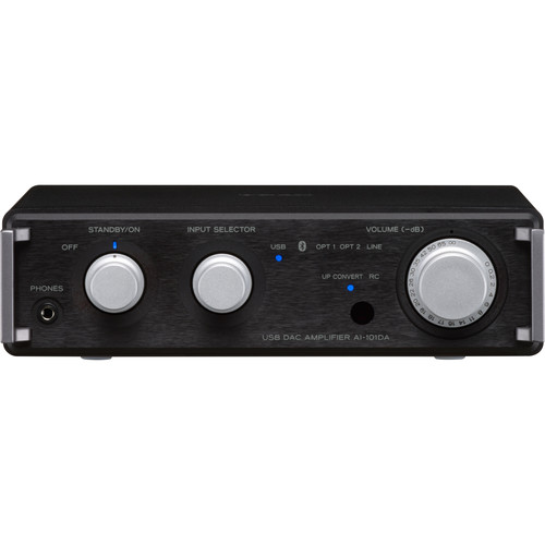 Teac AI-101DA-B Integrated Amplifier with USB DAC