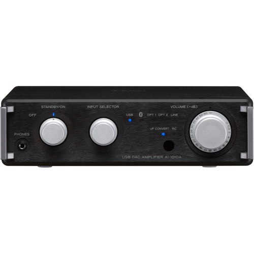 Teac Integrated Amplifier with USB DAC (Silver)