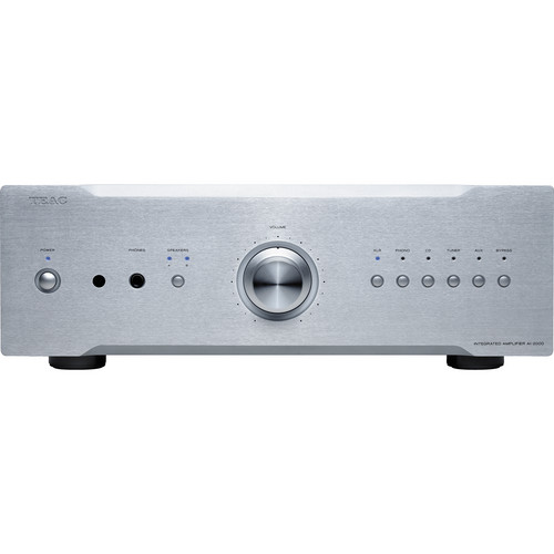 Teac AI-2000-S Distinction Series Stereo Integrated Amplifier (Silver)