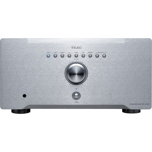 Teac AI-3000 Stereo Integrated Amplifier (Silver)