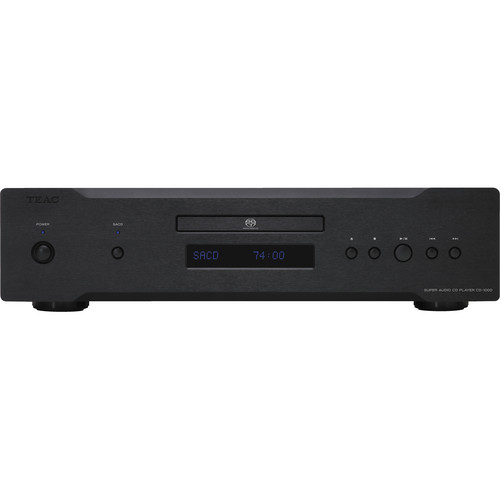Teac CD-1000-B Distinction Series CD/SACD Player (Black)