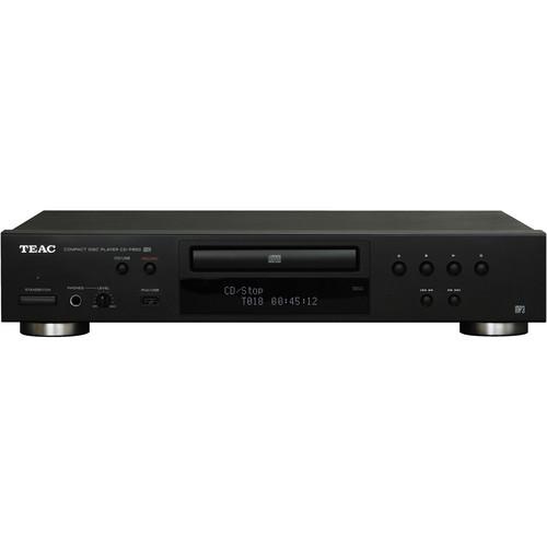 Teac CD-P650 CD Player (Black)