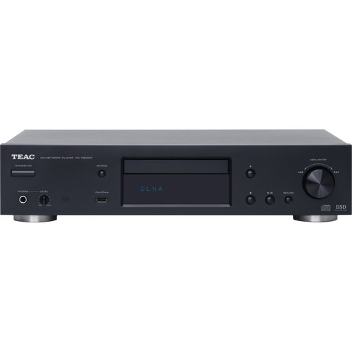 Teac CD-P800NT-B CD/Network Player
