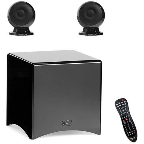 Teac Cabasse CineOle Digital Home Cinema Audio System (Glossy Black)