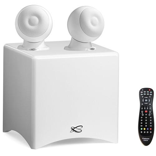 Teac Cabasse CineOle Digital Home Cinema Audio System (Glossy White)