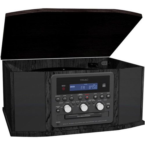 Teac GF-550USB Turntable System/Cassette Player/Recorder