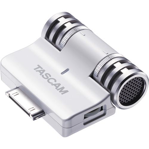 Teac iM2W Stereo Microphone for iPhone, iPad, & iPod