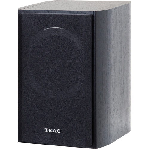 Teac LS-301 Coaxial 2-Way Speaker System (Black)