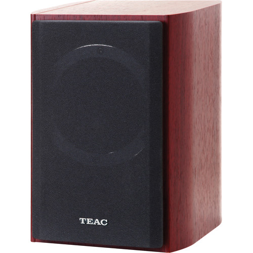 Teac LS-301 Coaxial 2-Way Speaker System (Cherry)