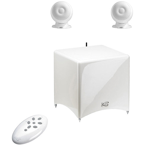 Teac Cabasse Stream 3 Network and Bluetooth Audio System (Glossy White)