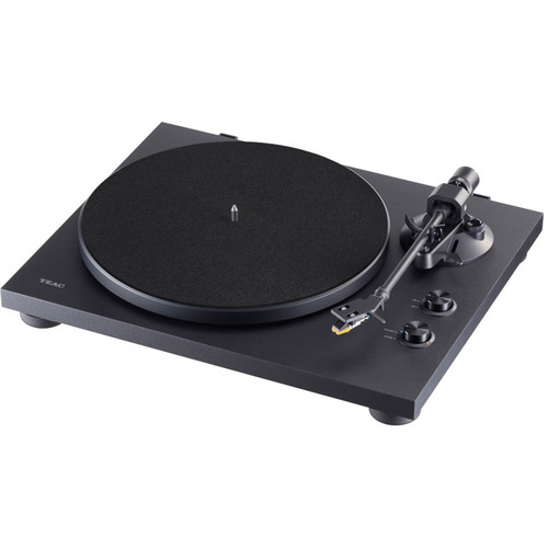 Teac TN-280BT Stereo Turntable with Bluetooth (Black)