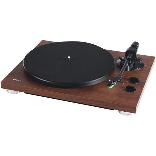 Teac TN-300SE Stereo Turntable with USB (Walnut)
