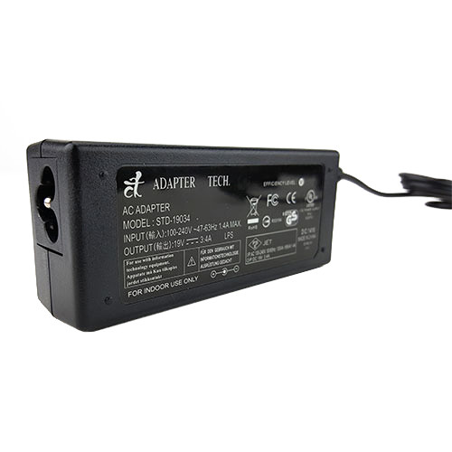 TeachLogic AC-60 Switching Power Supply for BRC-60 Drop-In Charger