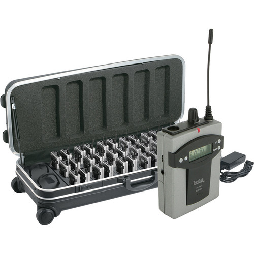 TeachLogic BRC-736 AirLink 36-Slot Drop-In Battery Charger for Transmitter/Portable Receivers