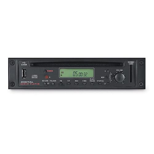 TeachLogic CD-800S Titan-Neo CD & MP3 Player Module with Remote Control