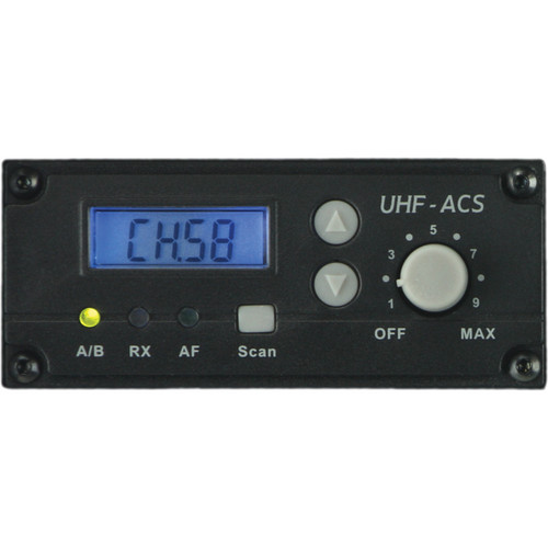 TeachLogic DR-800 Titan Neo AirLink Auto Scan Receiver Module for Wireless Microphone