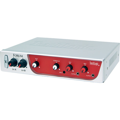 TeachLogic IMA-320 Forum Amplifier / Receiver Base Station with Switching Power Supply