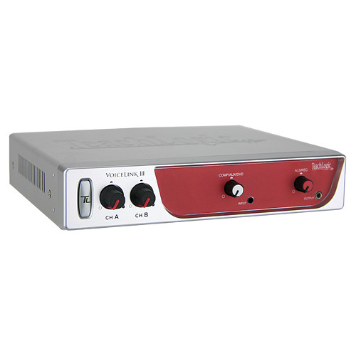 TeachLogic IR-255 VoiceLink III IR Receiver