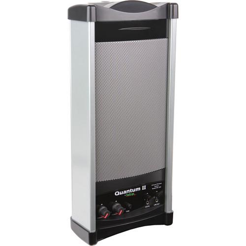TeachLogic IRC-360 Quantum II Column Speaker with Built-In Receiver/Amplifier & Wall Mount Bracket