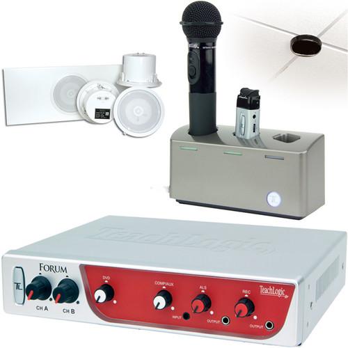 TeachLogic IRF-3650/CS4 Forum Infrared Sound Field System