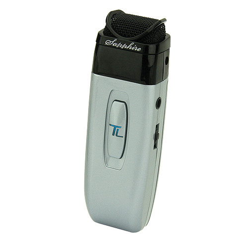 TeachLogic Sapphire Transmitter with Microphone and Lithium-Ion Battery