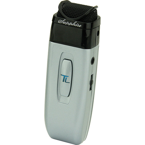 TeachLogic IRT-60 Sapphire Infrared Transmitter/Microphone w/ Security Alert & Rechargeable Battery