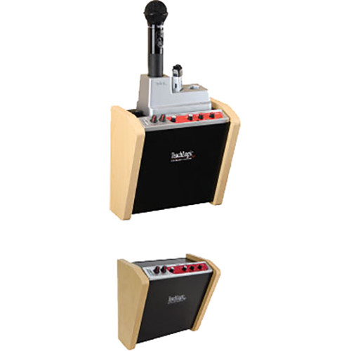 TeachLogic Wall Mount Cabinet for Select Wireless Sound Systems