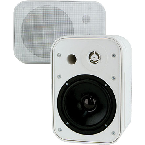 TeachLogic Wall Mount Speaker Package with Speaker Cable