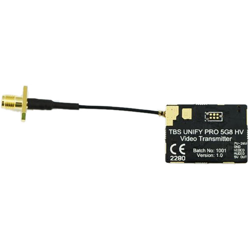 TEAM BLACKSHEEP Unify Pro 5.8 GHz High-Voltage Video Transmitter