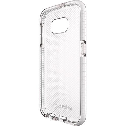 Tech21 Evo Check Case for Galaxy S6 (Clear/White)