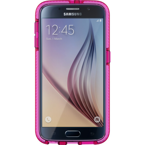 Tech21 Evo Check Case for Galaxy S6 (Pink/White)