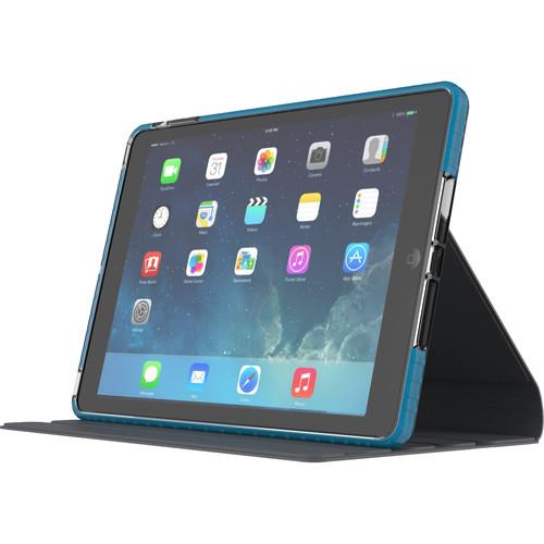 Tech21 Impact Folio Case for iPad Air (Blue/Gray)