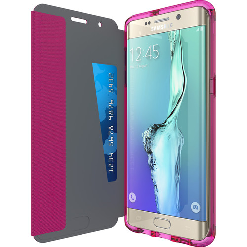 Tech21 Evo Wallet Case for Galaxy S6 edge+ (Pink)