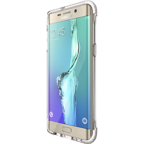 Tech21 Evo Frame Case for Galaxy S6 edge+ (Clear/White)