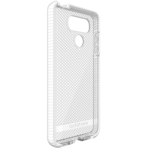Tech21 Evo Check Case for LG G6 (Clear/White)