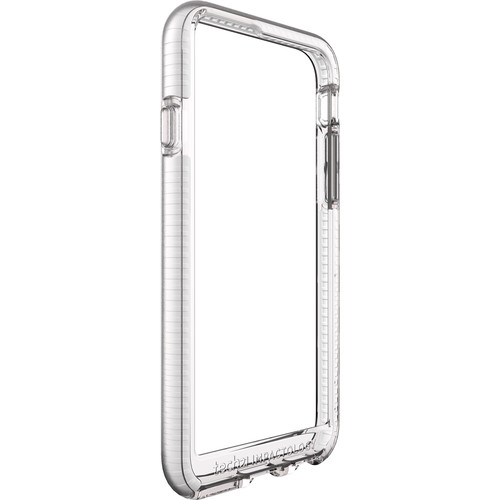 Tech21 Evo Band Bumper Case for iPhone 6 (Clear/White)