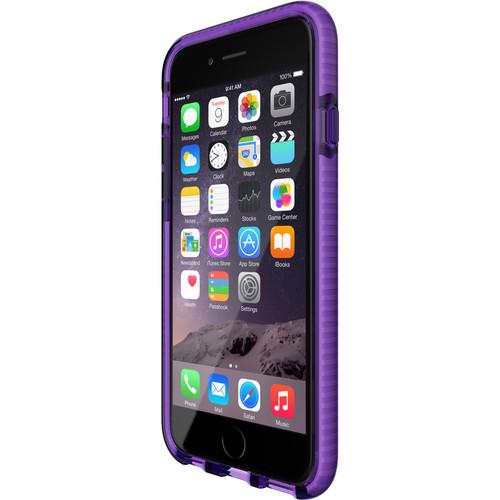 Tech21 Evo Mesh Case for iPhone 6 (Purple/White)
