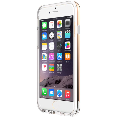 Tech21 Evo Elite Case for iPhone 6/6s (Polished Rose Gold)