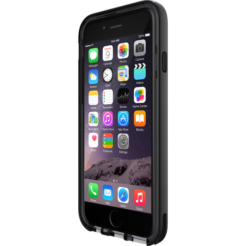 Tech21 Evo Elite Case for iPhone 6/6s (Brushed Black)
