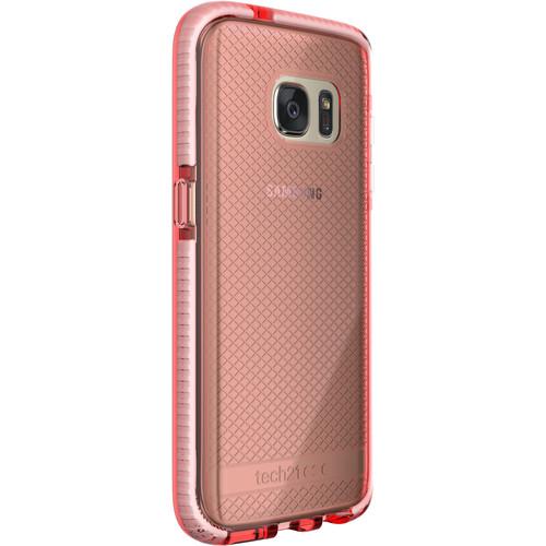 Tech21 Evo Check Case for Galaxy S7 (White/Rose)